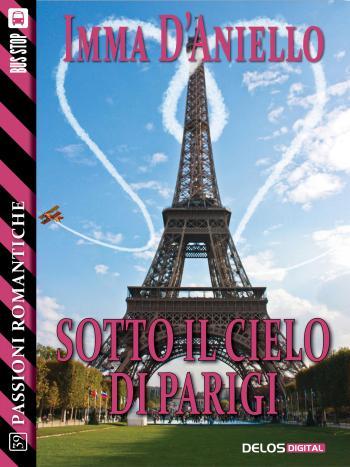 Sotto il cielo di Parigi (copertina)