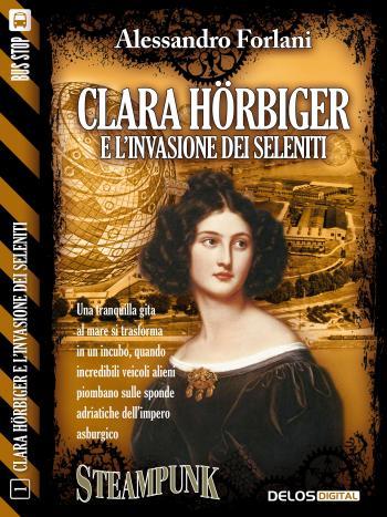 Clara Hörbiger e l'invasione dei Seleniti (copertina)