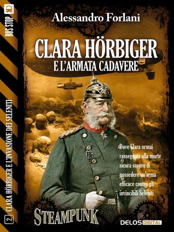 Clara Hörbiger e l'armata cadavere (copertina)