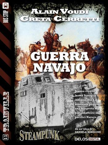 Guerra Navajo (copertina)