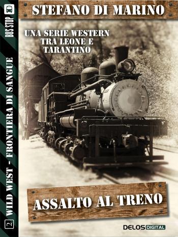 Assalto al treno (copertina)