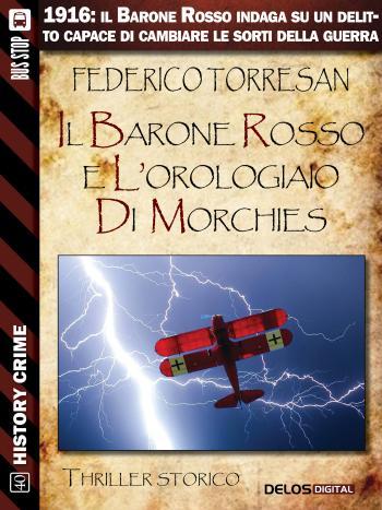 Il Barone Rosso e l'orologiaio di Morchies (copertina)