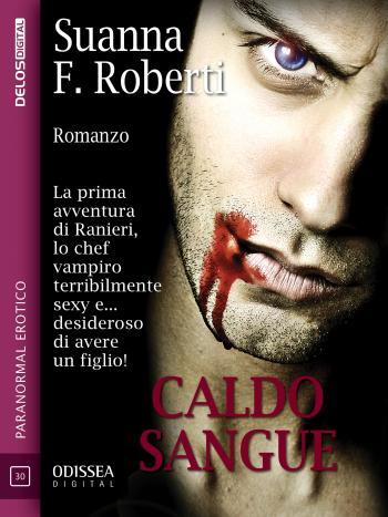 Caldo sangue (copertina)