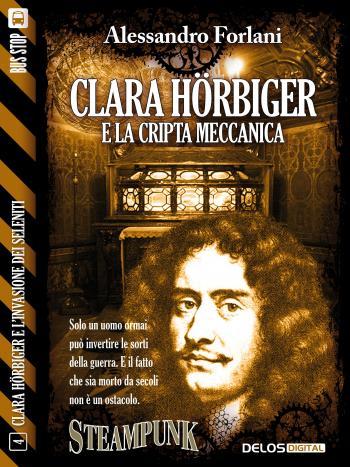 Clara Hörbiger e la cripta meccanica (copertina)