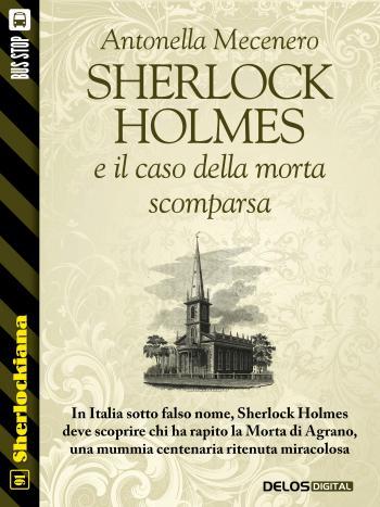 Sherlock Holmes e il caso della morta scomparsa (copertina)