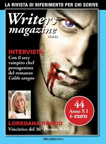 Writers Magazine Italia 44 (copertina)